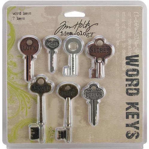 Word Keys - Word Keys