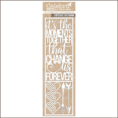 Celebr8 - Its the Moments Together