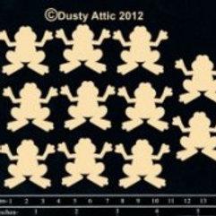 Dusty Attic - Mini Frogs