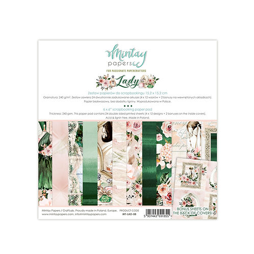 """Lady 6"""" Collection"""