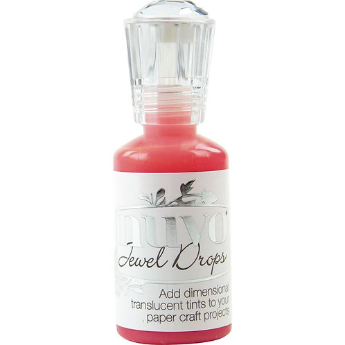 Jewel Drops - Strawberry Coulis