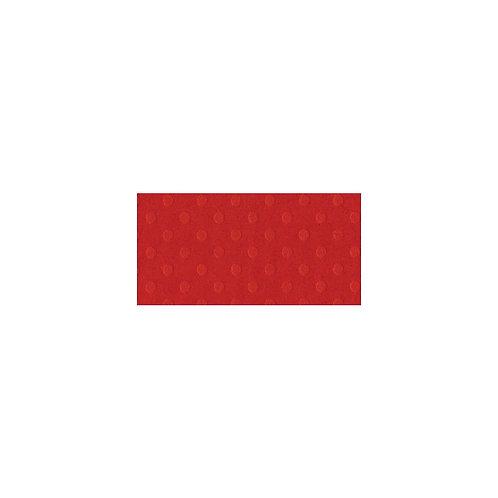Dotted Swiss Cardstock  -Fireball