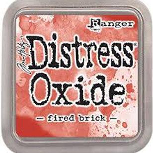 Oxide Pad - Fired Brick