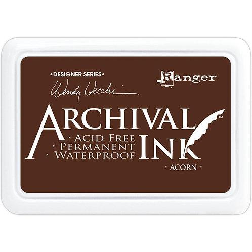 Acorn archival ink