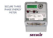 SECURE METERS ENERGY METERS