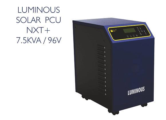 LUMINOUS NXT 7.5KVA SOLAR PCU - 96V