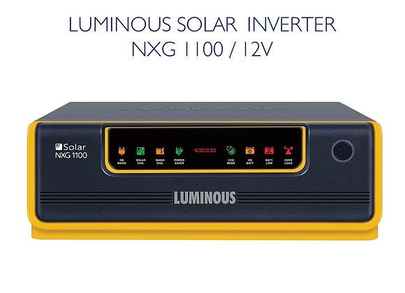LUMINOUS NXG1100 SOLAR INVERTER - 12V