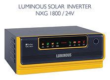 LUMINOUS NXG INVERTERS