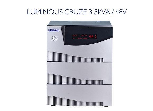 LUMINOUS CRUZE 3.5KVA /48V