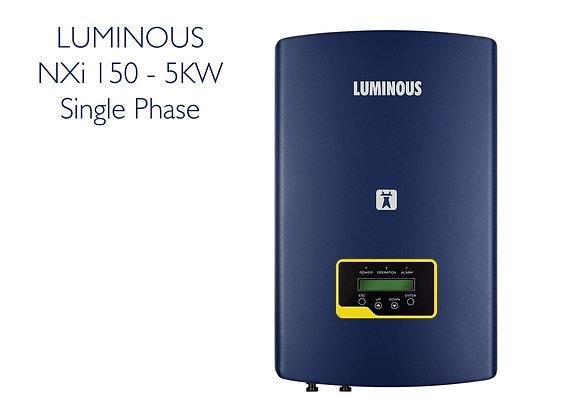 LUMINOUS GTI 5KW GRID TIE INVERTER - Single Phase