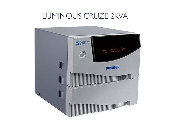 LUMINOUS CRUZE 2KVA /24V