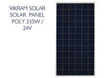 Vikram Solar ELDORA 315 – 335 POLY