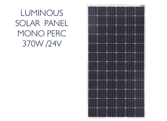 LUMINOUS MONO PERC SOLAR PANEL - 370W