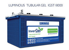 LUMINOUS GEL BATTERY