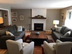 West Hartford Living Room