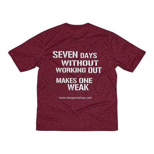 SEVEN DAY - WEAK Shirt (Multi-Colors)