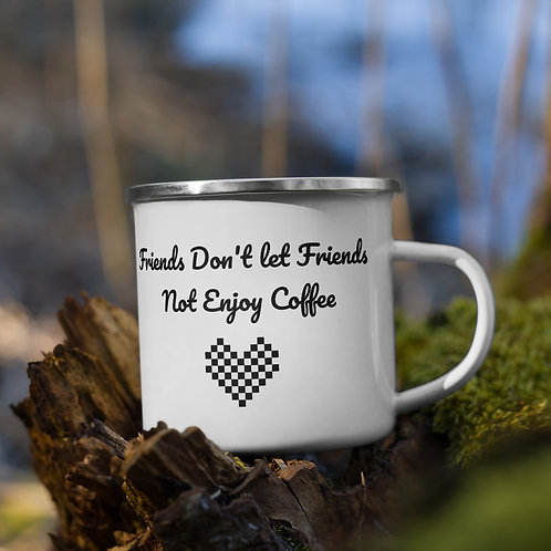 COFFEE FRIENDS MUG