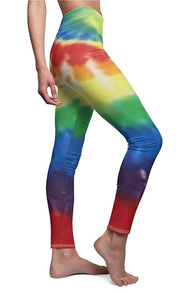 Classic Tie-Dye  Leggings
