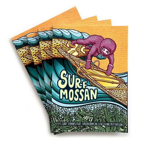 Surfmossan - A surf feminist series album