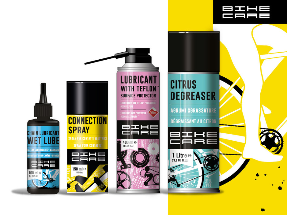 Bike Care - Bicycle maintenance products