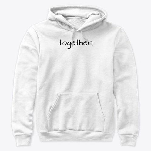 Together Hoodie White