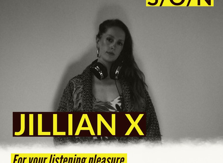 NEW MIX FROM JILLIAN X