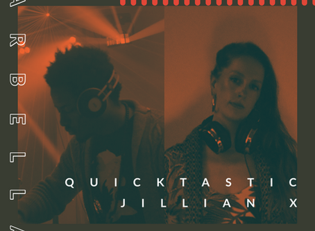 QUICKTASTIC & JILLIAN X @ ARBELLA