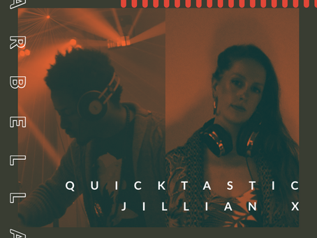 QUICKTASTIC & JILLIAN X @ ARBELLA