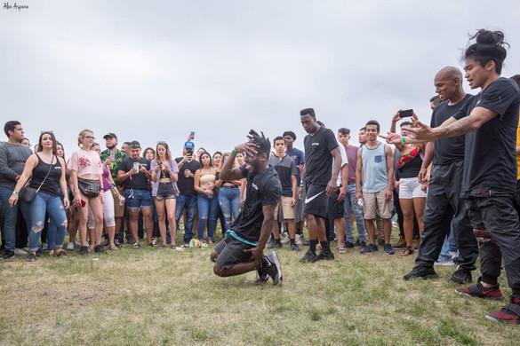 Crooks @ My House Music Festival, 2019