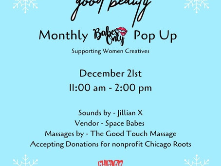 JILLIAN X AT BABESONLY MONTHLY POP UP