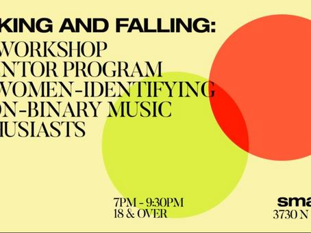 WALKING A FALLING: A DJ MENTORSHIP PROGRAM