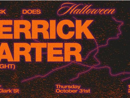DERRICK CARTER (ALL NIGHT) @ SMARTBAR