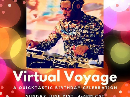 QUICKTASTIC VOYAGE: BIRTHDAY EDITION