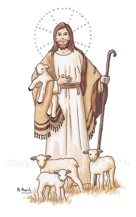 Bon Pasteur (ordination) A5