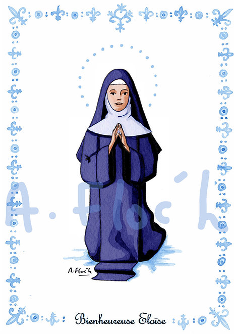 Saint Patron en E et F (A5)