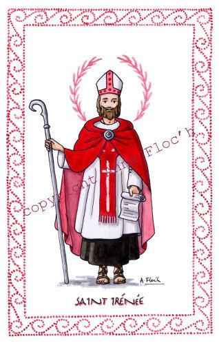 Saint Patron en I et J (A5)
