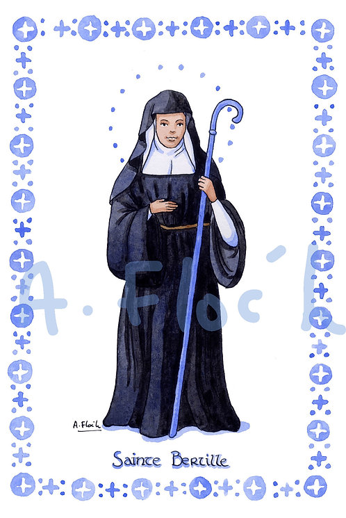 Saint Patron en B (A5)