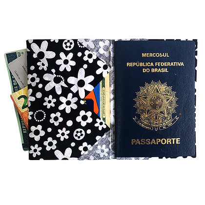 PASSAPORTE_PRETA FLOR BRANCA