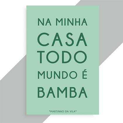 IMÃ_MARTINHO BAMBA