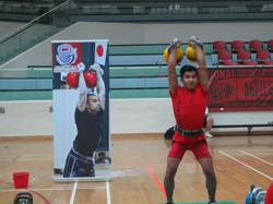 Aldi Ramdhani - Long Cycle 16kgs