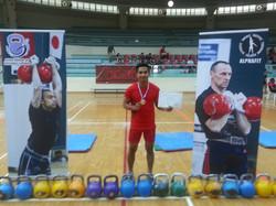 Aldi - Gold Medal LC 16kgs