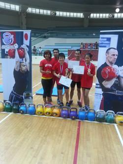Team Kettlebeel Indonesia
