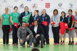 St. Petersburg Russia 2014 Women