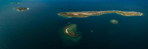 Parque Nacional San Esteban (Isla Alcatraz, Santo Domingo e Isla Larga)