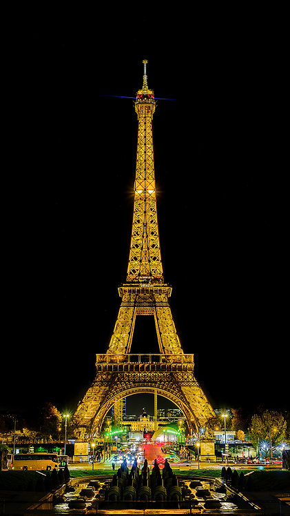 Torre Eiffel - Paris, Francia