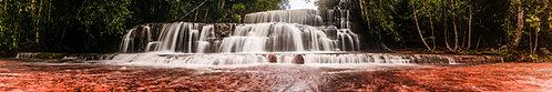 Quebrada de Jaspe - Gran Sabana, Venezuela