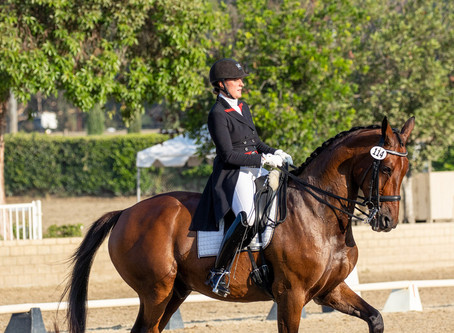 Verena Sonstenes-Mahin of VS Dressage Joins Peridot Equestrian Center