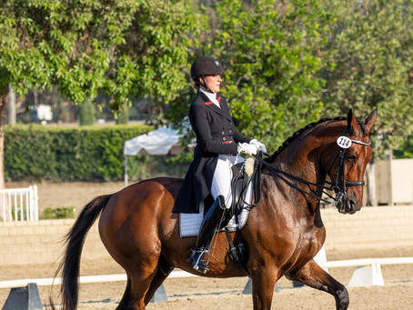Verena Sonstenes-Mahin of VS Dressage Joins Peridot Equestrian Center