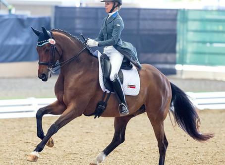 Niki Clarke to join Peridot Equestrian