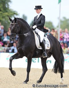 Peridot Equestrian Acquires approved stallion, Solière, for USA Young Rider Katherine Mathews
